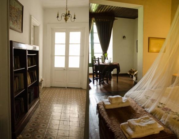 rooms in La Porteña