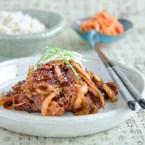 Spicy Korean Pork