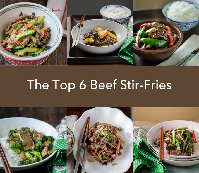 The Top 6 Beef Quick Stir-Fry Recipes