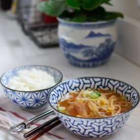 Kimchi Bean Sprout Soup
