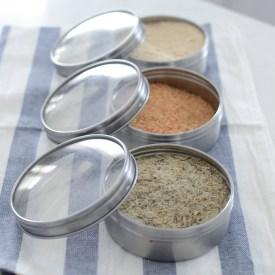 Korean flavor powders
