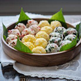Rice Balls (Leftover Rice Recipe)
