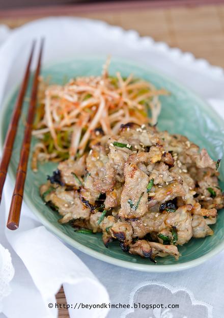 Mac-Jeok, the royal Korean Pork