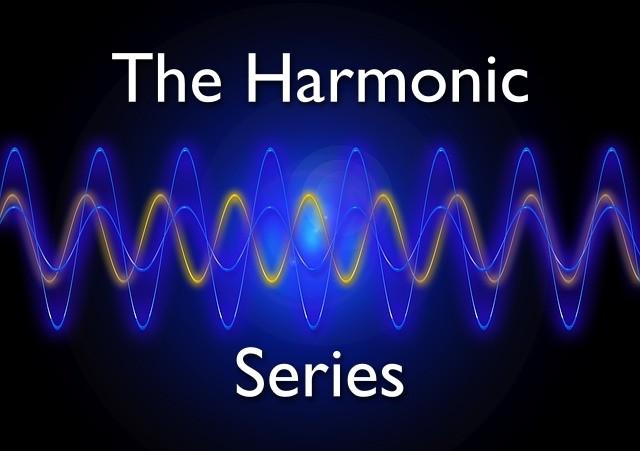the harmonic series in music