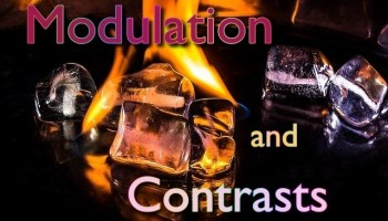 modulation and contrasts