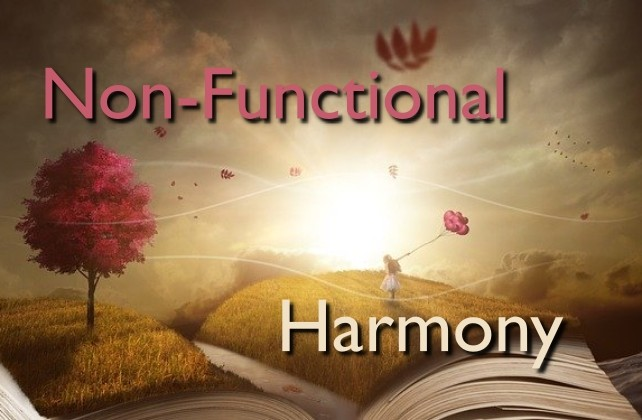 non-functional harmony