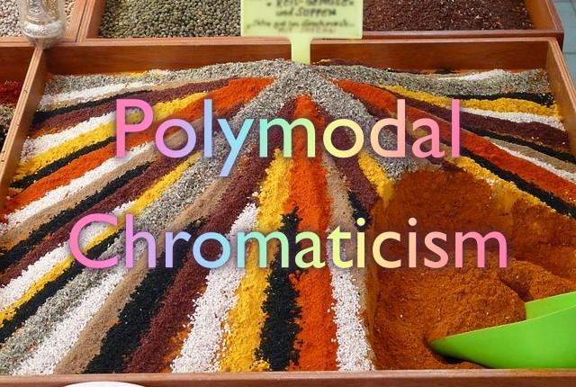 polymodal chromaticism