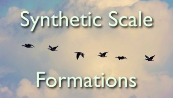 synthetic scale formation