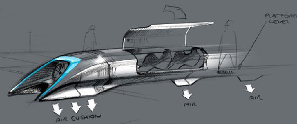 Hyperloop Gets $8.5 Million Closer to Reality