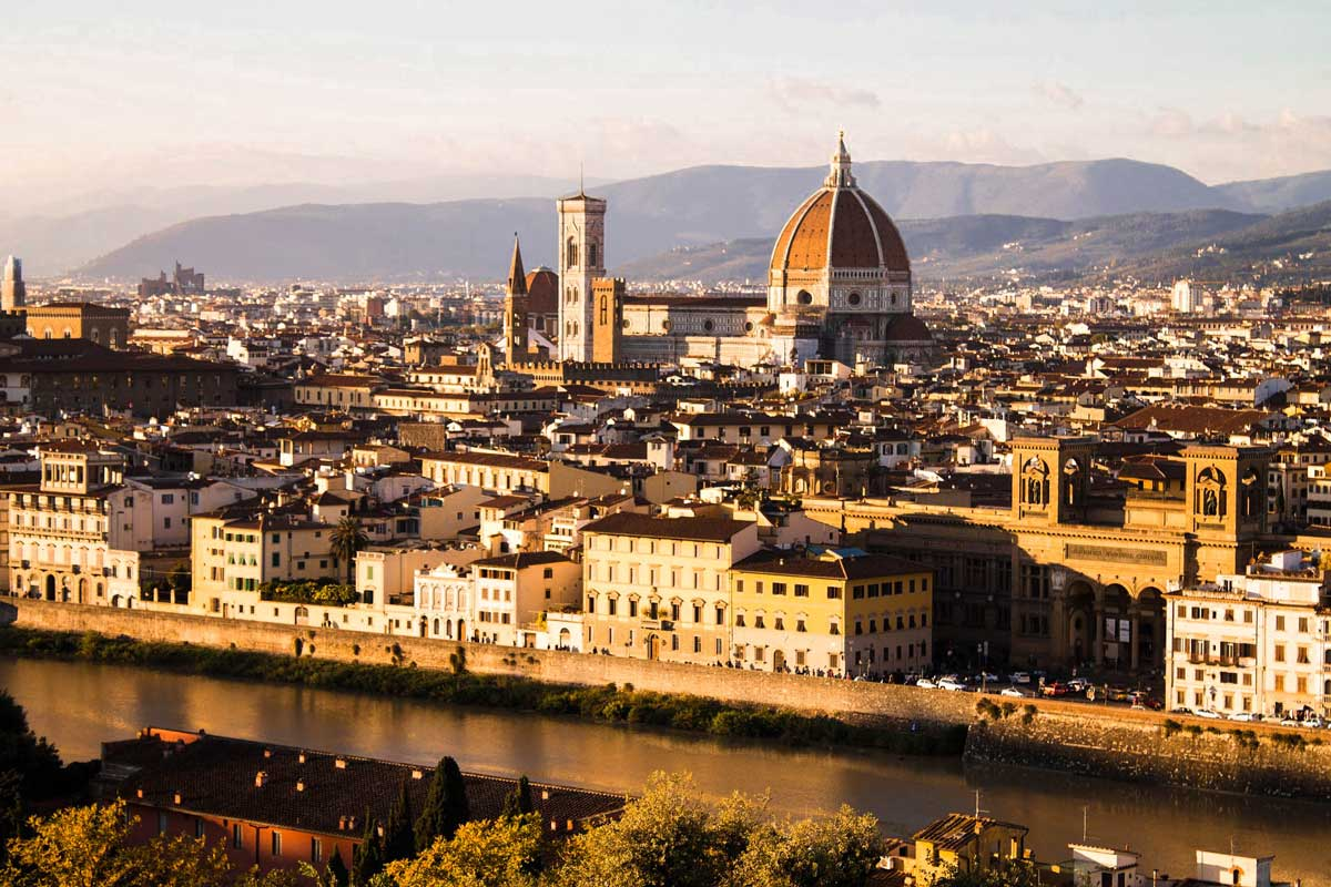 Italy itinerary 14 days Florence
