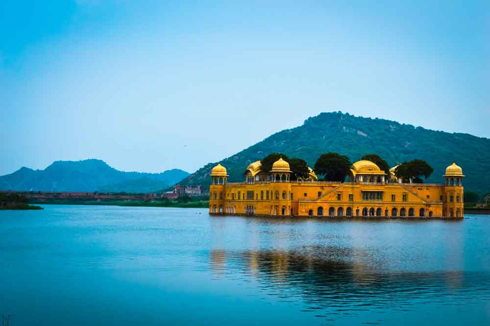 Jal Mahal Jaipur, Floating Palace India
