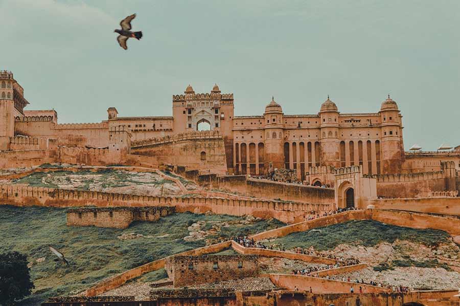 Amer Fort Jaipur Rajasthan