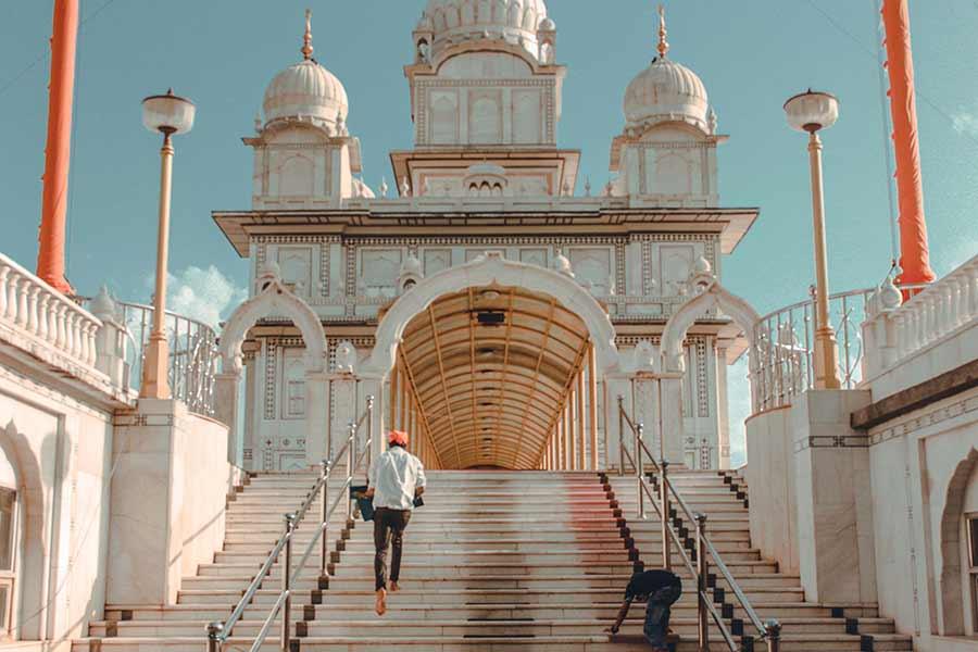 Gwalior Fort Gurdwara Things to do in Gwalior
