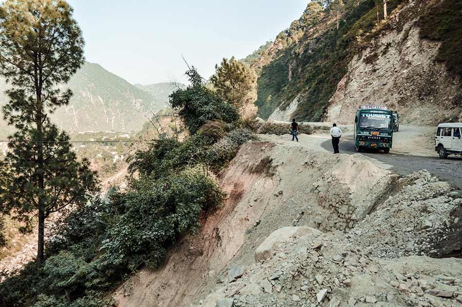 Himalaya roads