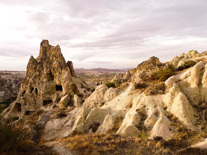 The best places to visit in Turkey- goreme