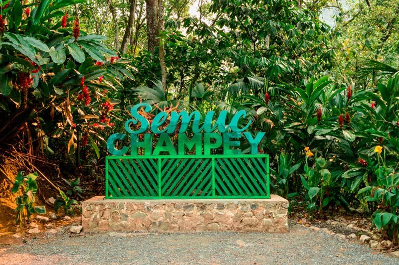 Semuc-Champey-Entrance