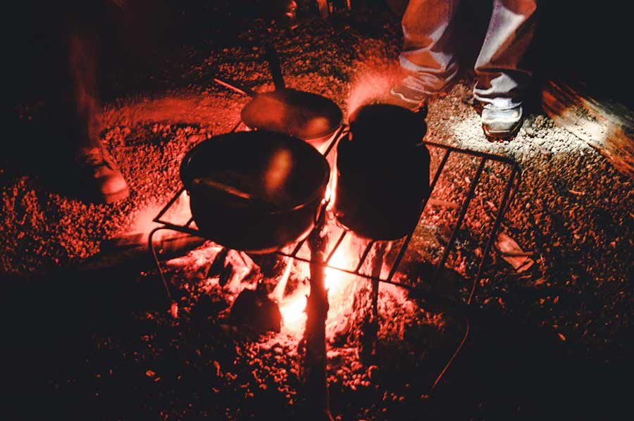 camping in acatenango