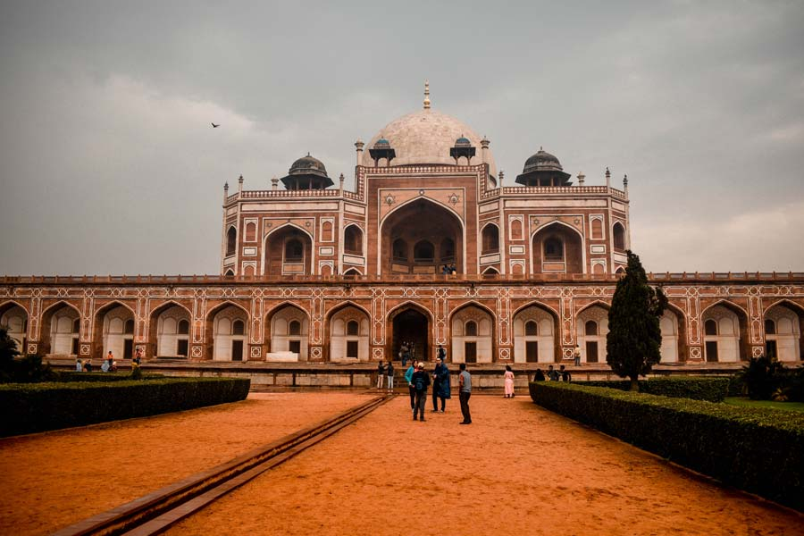 Humayun's Tomb-What to do in New DElhi India