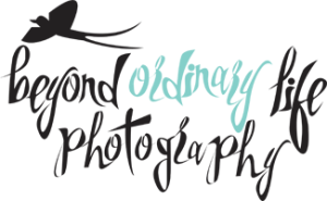 Beyond Ordinary Life Photography Logo