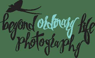 Beyond Ordinary Life Photography Logo