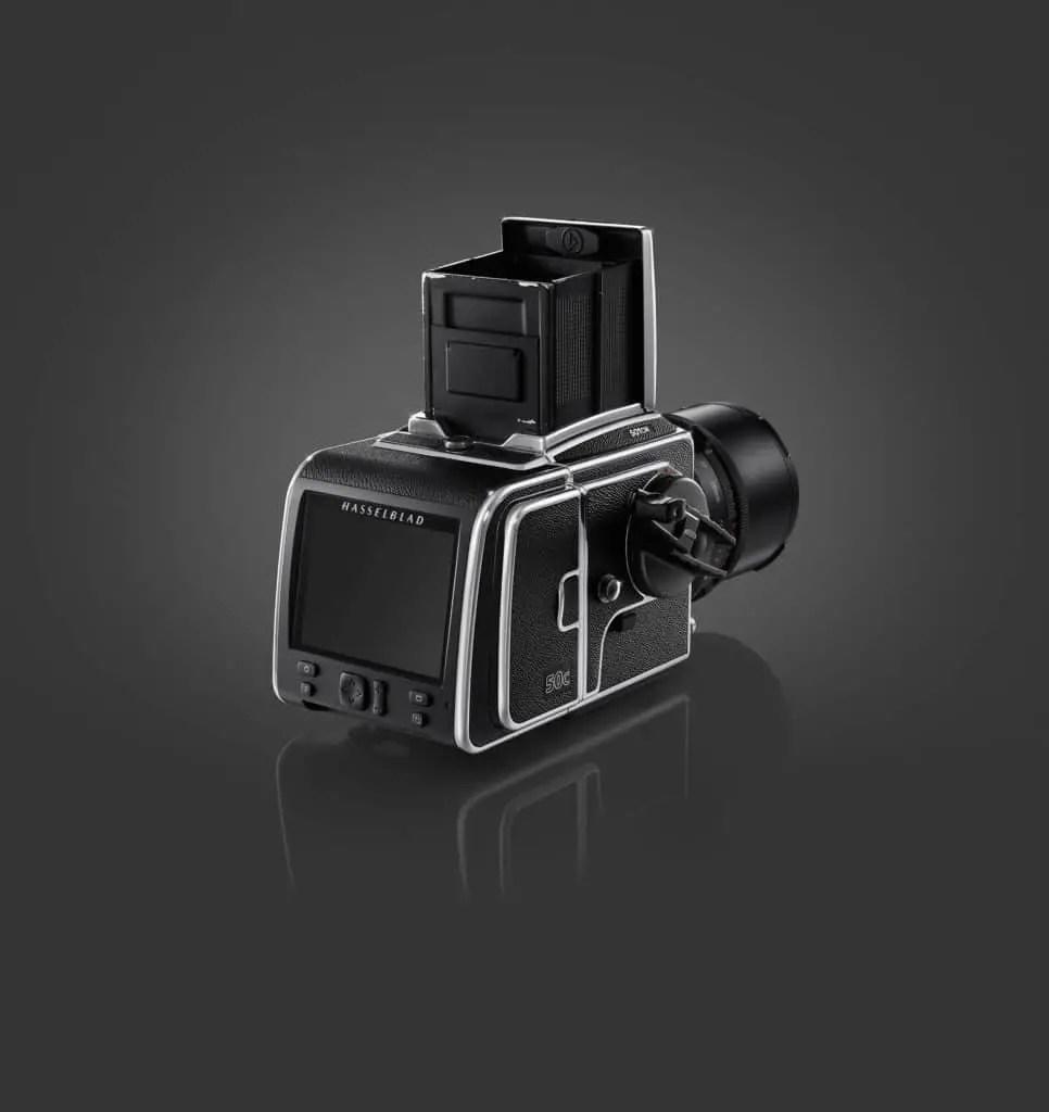 Hasselblad CFV-50c Digital Back on V Series Camera