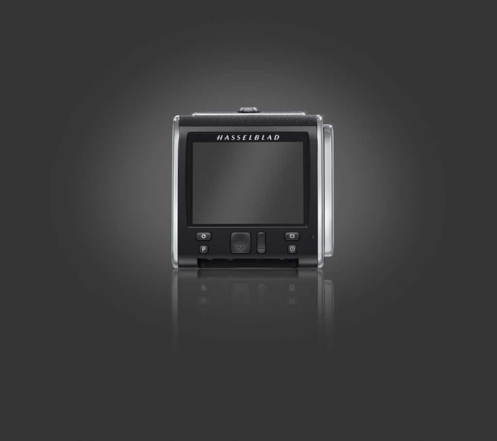 Hasselblad CFV-50c Digital Back Digital Display