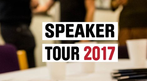 Youth Stop AIDS Speaker Tour 2017