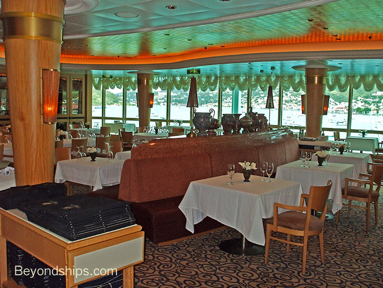 Serenade Of The Seas Photo Tour And Commentary Dining