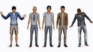 The Sims 3: Diesel Stuff Renders!   Beyond Sims