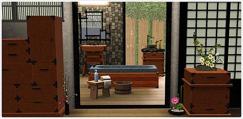 Sims 3 Zen Again Store Set on Sale Now!