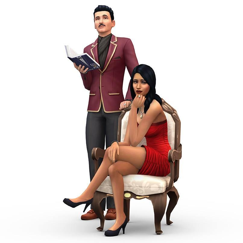 Sims/Households In The Sims 4
