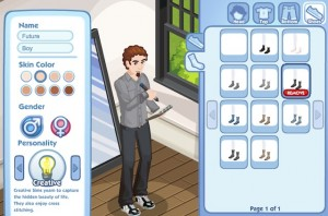 Mashable and The Sims Social