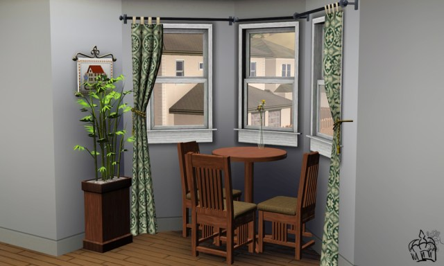 DIY Curtains/Blinds/Shutters (Build-Yourself-A-Curtain)
