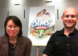 SimsPlanet2 and A Pets Producer Interview