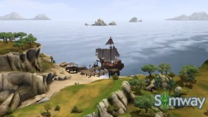 Simway Goes Hands-On with Pirates and Nobles