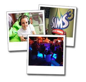 The Sims 3 and Gamescom Stuff