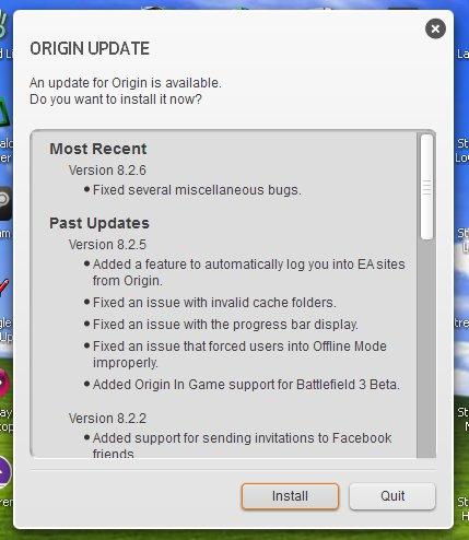 Origin Update! | Beyond Sims