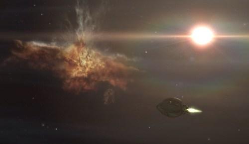 Eve Online Capsule