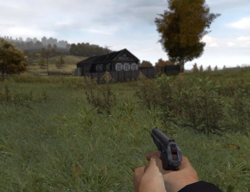 ARMA2 DayZ farmhouse