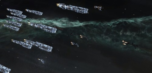 Friendly Rokh Fleet