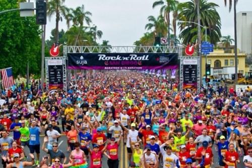 2014 Rock 'n' Roll San Diego Marathon