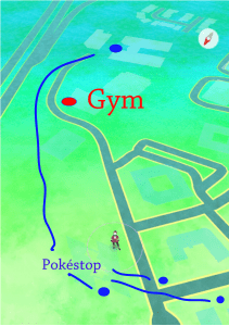 Vanishing Pokéstops