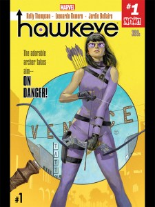 Hawkeye Issue 1