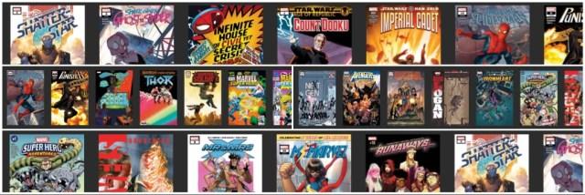 Beyond Tannhauser Gate   Tag Archives: Marvel