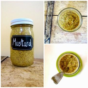 Paleo Homemade Mustard