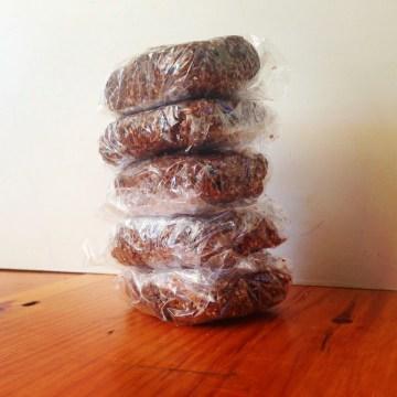 Paleo Pumpkin Spice Protein Bars