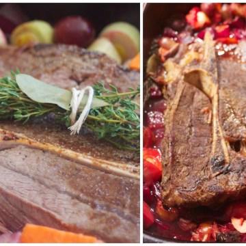 Paleo Braised Beef and Root Vegetables