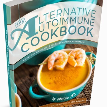 Alternative Autoimmune Cookbook Review and Giveaway