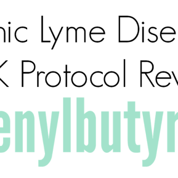 The PK Protocol Revisited: Phenylbutyrate for Chronic Lyme