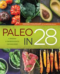 Book Review: Paleo in 28 by Kenzie Swanhart